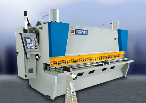 QC11Y/K series hydraulic guillotine shears
